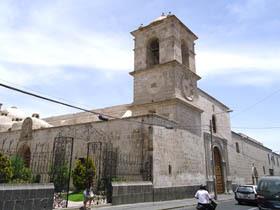 Iglesia y Convento de La Merced