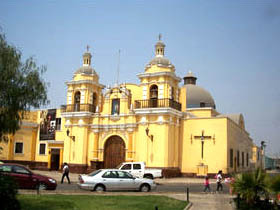 Iglesia de Santiago del Cercado