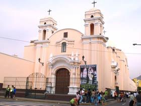Iglesia y Monasterio de Santa Rosa de Las Monjas (Monasterio Rosas de Santa Maria)