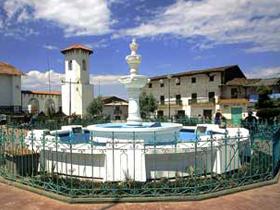 Ciudad de Santiago de Chuco