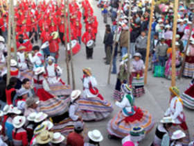 Fiesta de La Inmaculada Concepción