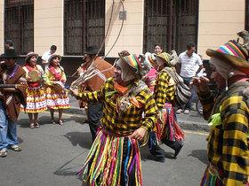 Fiesta de Carnavales Tacna
