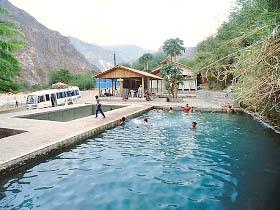 Baños Termales de Cconoc