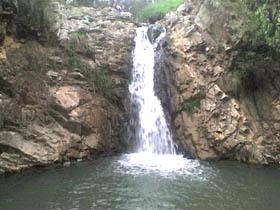 Caída de Agua Langascocha
