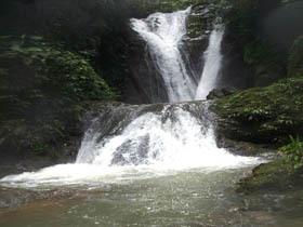 Cascada Santa Cruz