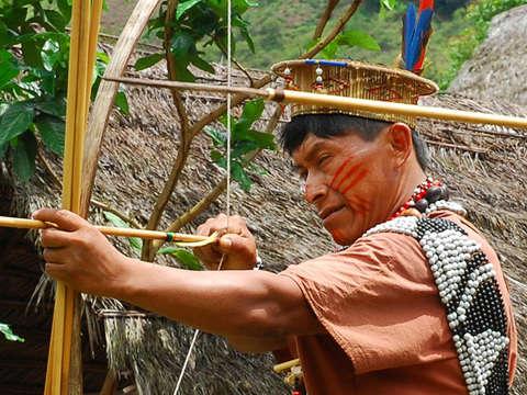 Semana Santa Al Extremo en la Selva Central