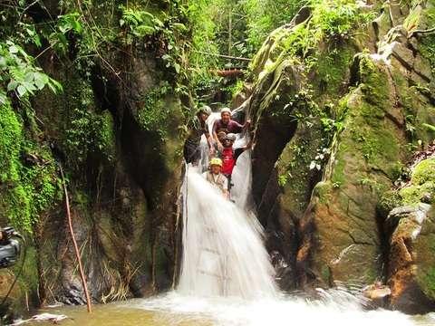 Adrenalina en Chanchamayo
