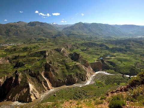 Descubre el Cañón del Colca en Arequipa (4d/3n)