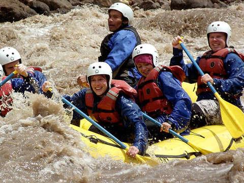 Desciende a Toda Adrenalina el Río Urubamba [Extremo]