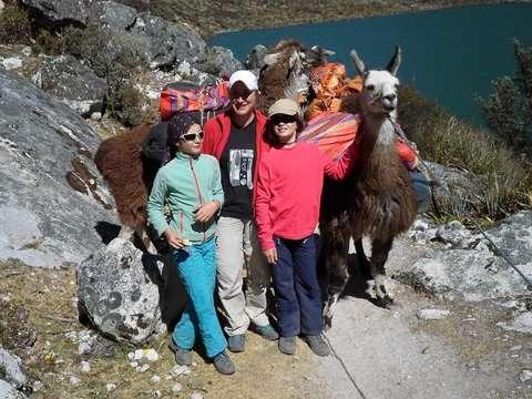 Turismo Con Llamas Viaje,Conozca Huaraz 2d/1n