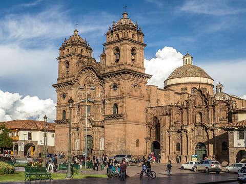 Cusco Inkaiko 4d/3n + Machu Picchu en Tren Local