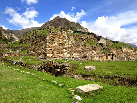 Huaraz Viaje Económico 2d/1n