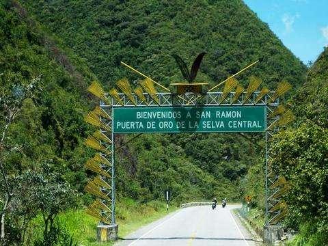 Travesía en Sierra y Selva Central (8,9 y 10 de Octubre)