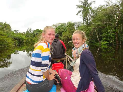 Iquitos + Programa Rio Amazonas 4d/3n - Amazon Lodge