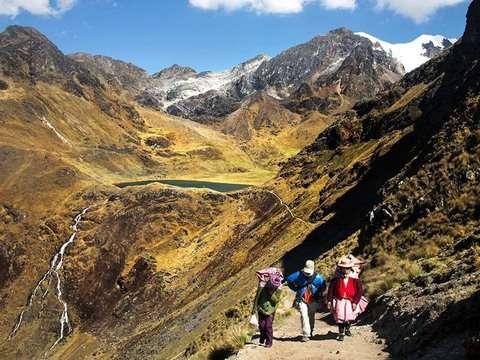 Circuito Turístico Nevado Huaytapallana