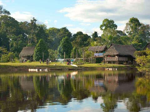 4d/3n Amazonas: el Descubrimiento - Curassow Amazon Lodge