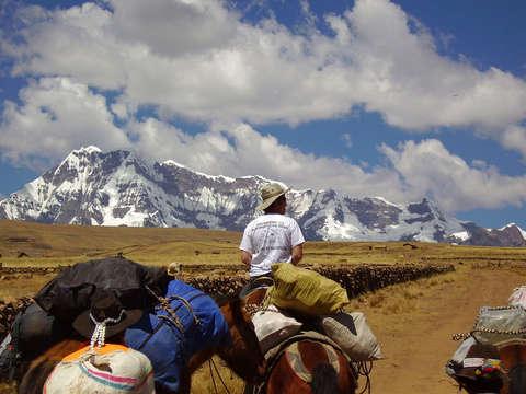 Huayhuash Cultura y Aventura