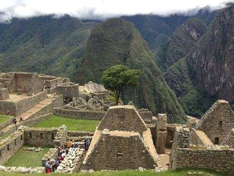 Machu Picchu Full Day (Primera Clase)