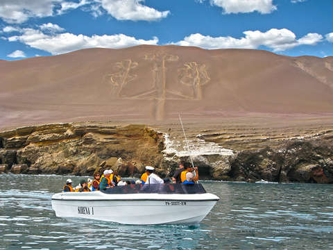 Full Day Paracas Insuperable Todo Incluído