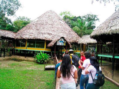 Iquitos Majestuoso Río Amazonas 3d 2n
