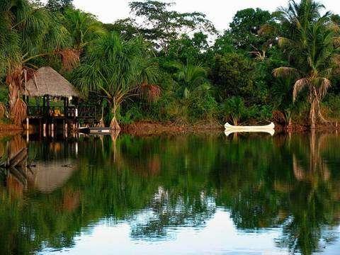 Año Nuevo en Cumaceba Lodge Iquitos del 29 Dic Al 01 Ene