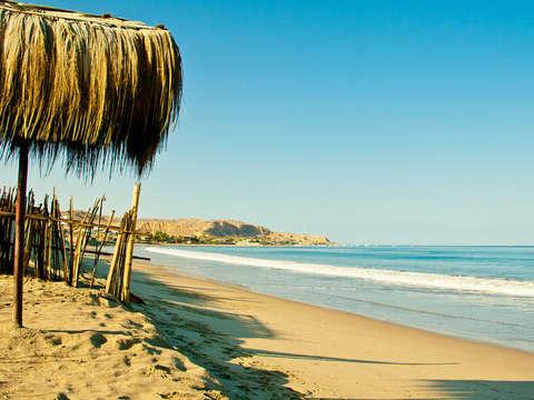 Disfrute de la Playas de Máncora