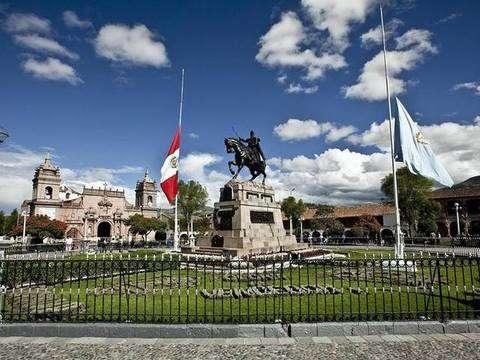 Ayacucho: Camino Inka - Bosque Puyas Raimondi - Vilcashuaman