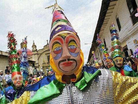 Semana Santa en Cajamarca Con Bus